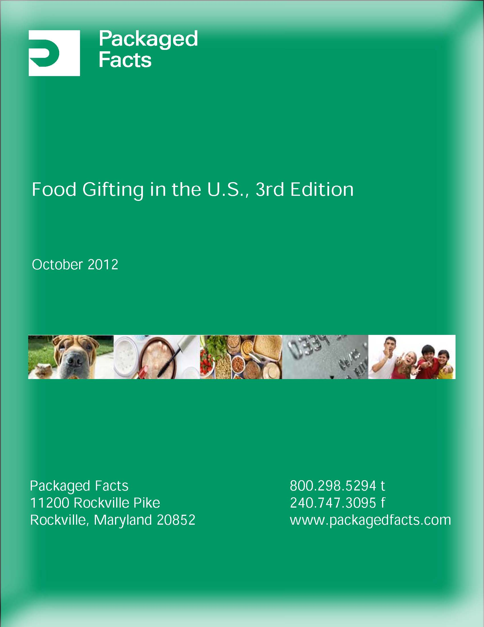 Consumer Food Gifting in the U.S., 3rd Edition